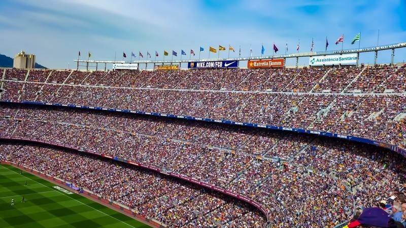 Fodbold Stadium